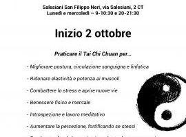 Tai Chi Chuan Catania e provincia