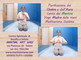 INCONTRI SPIRITUALI A TORINO . CENTRO SPIRITUALE DI ASCOLTO E SALUTE MARTIAL ART WAY - TORINO