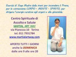 Iniziative Spirituali a Torino - Centro Spirituale a Torino - aperto anche la domenica