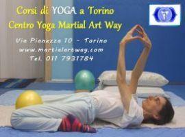 CORSI DI YOGA A TORINO - CENTRO YOGA MARTIAL ART WAY - TORINO