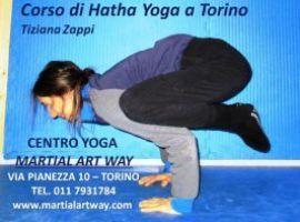 CORSI DI HATHA YOGA A TORINO - CENTRO YOGA  MARTIAL ART WAY - TORINO