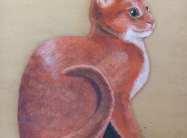 Il ritratto del tuo gatto
