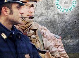 CORSI DI PREPARAZIONE AI CONCORSI PER LE FORZE ARMATE