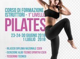 Corso di Formazione Istruttori Pilates