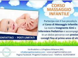 MASSAGGIO INFANTILE AIMI