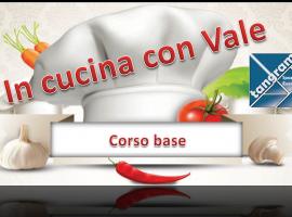 In cucina con Vale: corso base di cucina