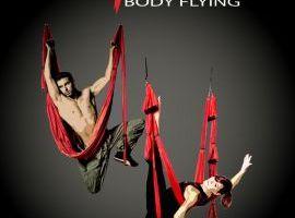 Formazione insegnanti Stark-bodyflying S1 - aereal Yoga Pilates Danza in sospensione