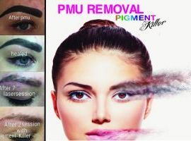 PIGMENT KILLER PERMANENT REMOVAL
