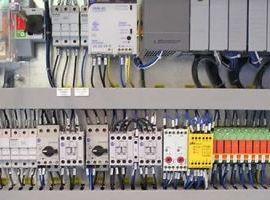 Corso impianti elettrici in BT con automazione e PLC