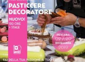 Corso PASTICCERE Decoratore Cake Designer