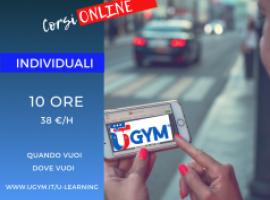 CORSO INDIVIDUALE DI CONVERSAZIONE ON LINE INGLESE