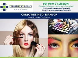 Corso online di make up