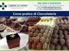 Corso pratico di Cioccolateria