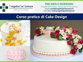 Corso pratico di cake design