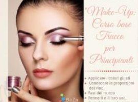 Make-Up: Corso base Trucco per Principianti