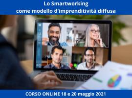 Corso Online Lo Smart Working come modello d'imprenditività diffusa