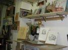 Corso di disegno e pittura.