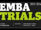 Corso di  presentazione – executive mba edizione 2013-2014