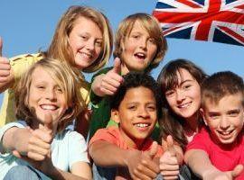 English Summer Camp, Campeggio estivo dinglese