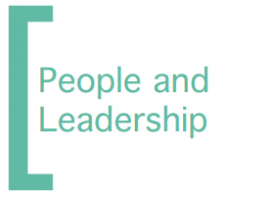 Leadership rebooted - People and Leadership