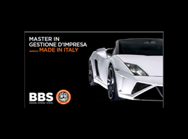 Master in Gestione dImpresa - Made in Italy