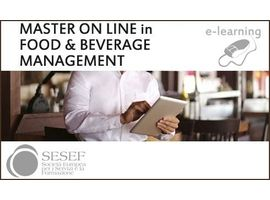 Master on-line in Food & Beverage Management