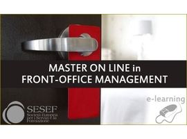 MASTER ON LINE in FRONT-OFFICE MANAGEMENT