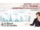Master in total tourism & hospitality management a