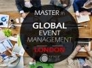 Master in global event management - londra