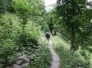 Corso di  trekking letterario con davide longo  in valle va