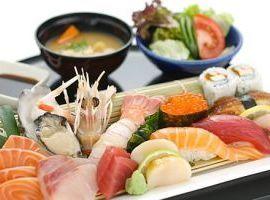 cucina giapponese sfilettatura e taglio del pesce