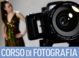 CORSO PROFESSIONALE FINANZIATO DI FOTOGRAFIA COMMERCIALE