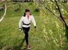 Corso di nordic walking torino - parco ruffini - parco pell