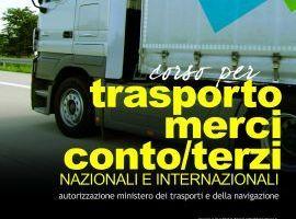 Trasporto Merci Conto/Terzi (Nazionale e Internazionale)