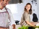 Corso di kitchen & love: il gioco delle coppie