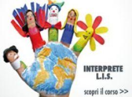 Interprete Lis Interprete Generico Lingua Italiana Segni Assistenza alla comunicazione