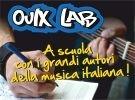 Corso di oulxlab - scuola di musica estiva con alberto fort