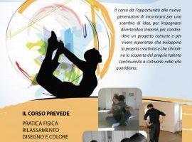 Corso di Dozen Yoga per ragazzi Alla scoperta di sè