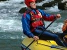 Corso brevetto accompagnatore rafting c.s.e.n.