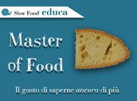 Corso Slow Food - Master of Food Cereali e Pane