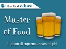 Corso slow food Toscana - Master of Food Birra