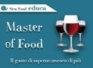 Corso slow food - master of food vino primo modulo