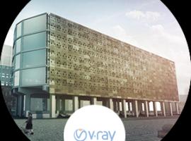 V-ray completo