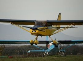 Corso basico di pilotaggio Velivoli ULM 3 assi