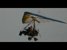 Corso di pilotaggio deltaplano a motore (pendolare