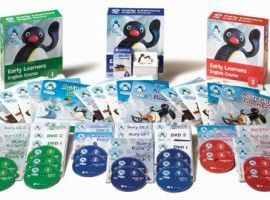 Corso di Inglese per Bambini - Pingus English Course