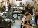 Corso di laboratorio di stampa d'arte