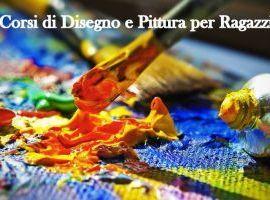 Corso per Ragazzi di Disegno e Pittura