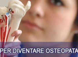 Corso osteopatia full time
