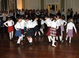 Corso di Danze Scozzesi per bambini e bambine età 6-11 anni